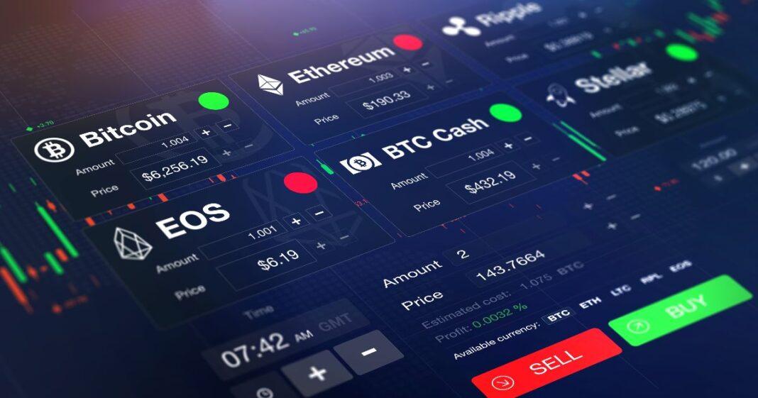Crypto Exchange - Image via Shutterstock