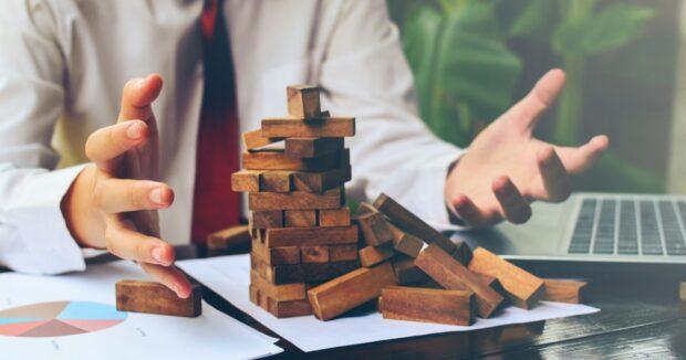 Failed Business via Shutterstock